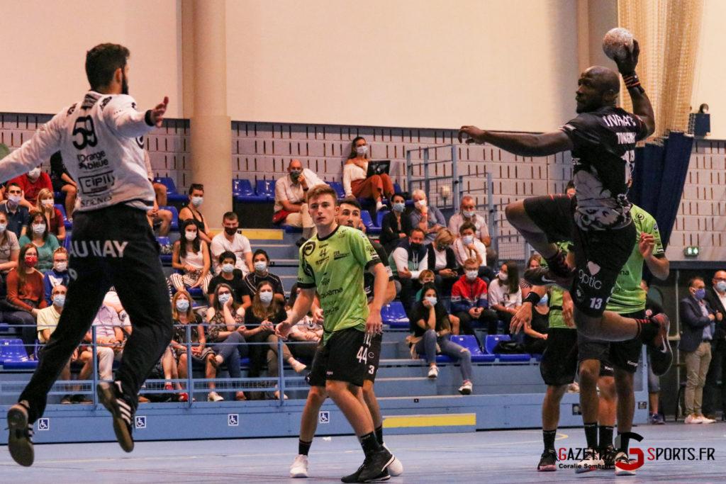 Handball Aph Vs Rennes Gazettesports Coralie Sombret 17