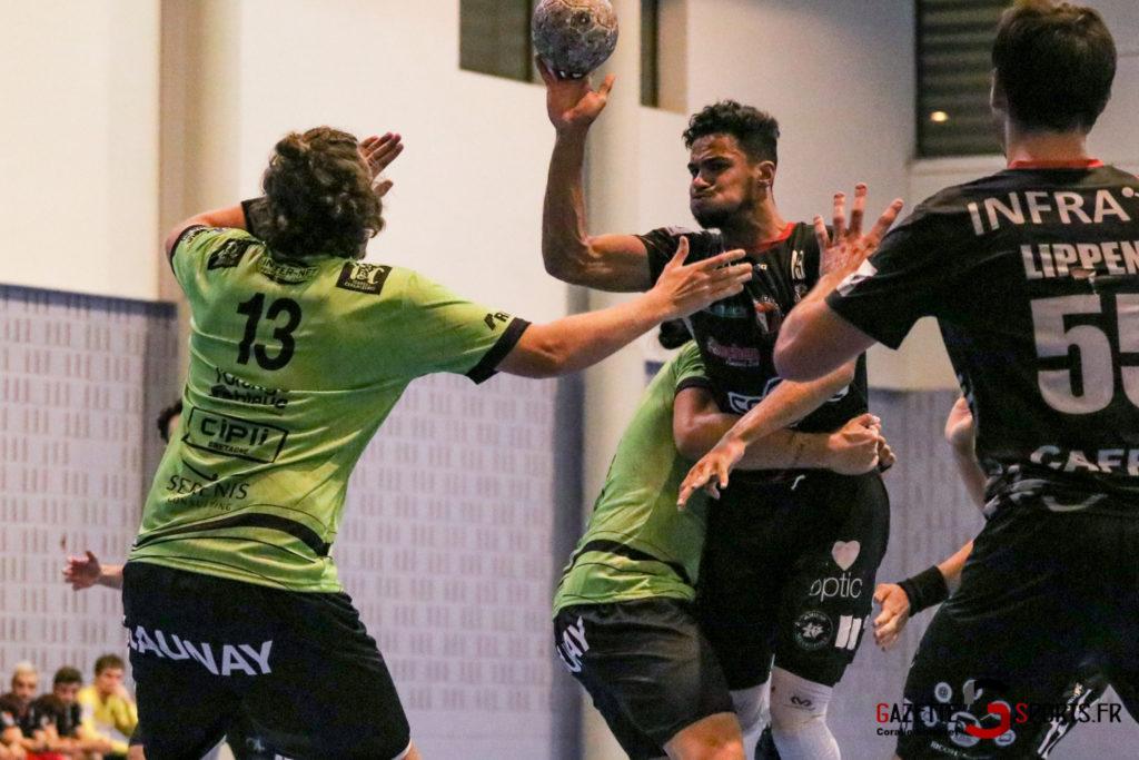 Handball Aph Vs Rennes Gazettesports Coralie Sombret 20