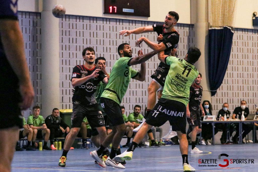 Handball Aph Vs Rennes Gazettesports Coralie Sombret 23