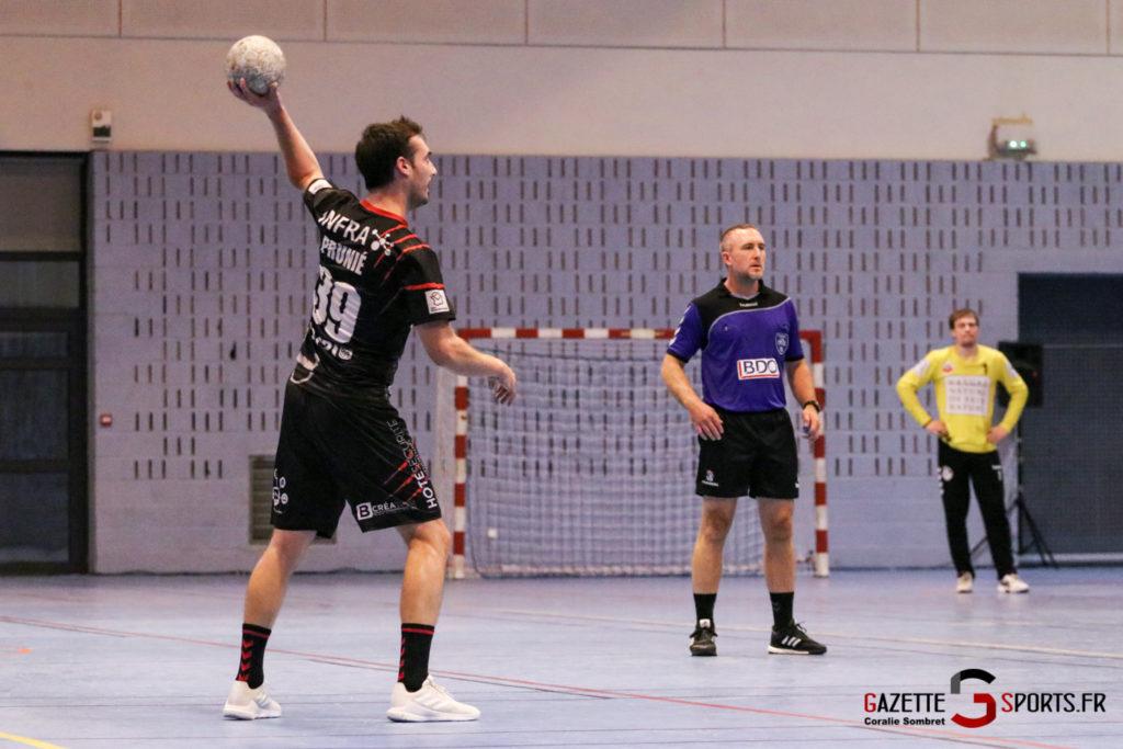 Handball Aph Vs Rennes Gazettesports Coralie Sombret 3