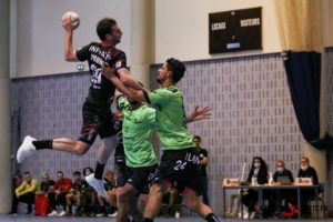 Handball Aph Vs Rennes Gazettesports Coralie Sombret 4
