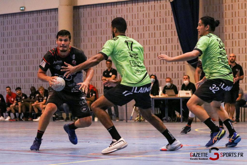 Handball Aph Vs Rennes Gazettesports Coralie Sombret 7