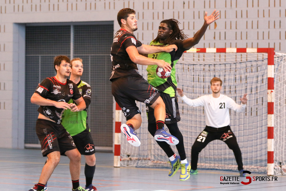 Handball Aph Vs Lille Villeneuve D'ascq (reynald Valleron) (29)