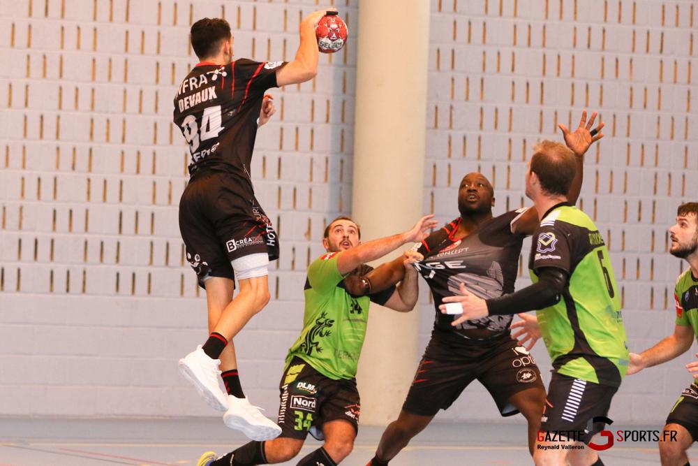 Handball Aph Vs Lille Villeneuve D'ascq (reynald Valleron) (31)