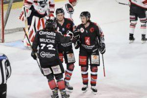 hockey sur glace - les gothiques