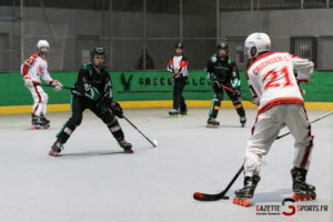 Roller Hockey Grennfalcons Vs Les Ecureuils Gazettesports Coralie Sombret 6