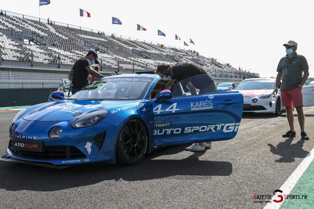 Alpine Elf Europa Cup Circuit Nevers Magny Cours Lilou Wadoux 0031 Leandre Leber Gazettesports