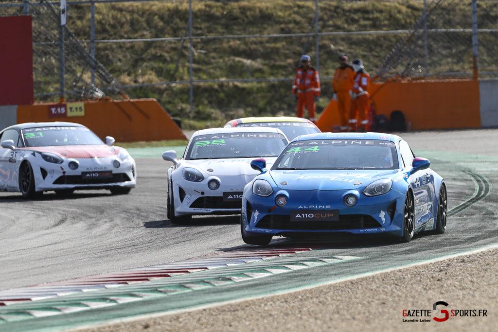 Alpine Elf Europa Cup Circuit Nevers Magny Cours Lilou Wadoux 0046 Leandre Leber Gazettesports