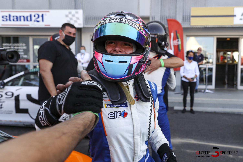 Alpine Elf Europa Cup Circuit Nevers Magny Cours Lilou Wadoux 0086 Leandre Leber Gazettesports