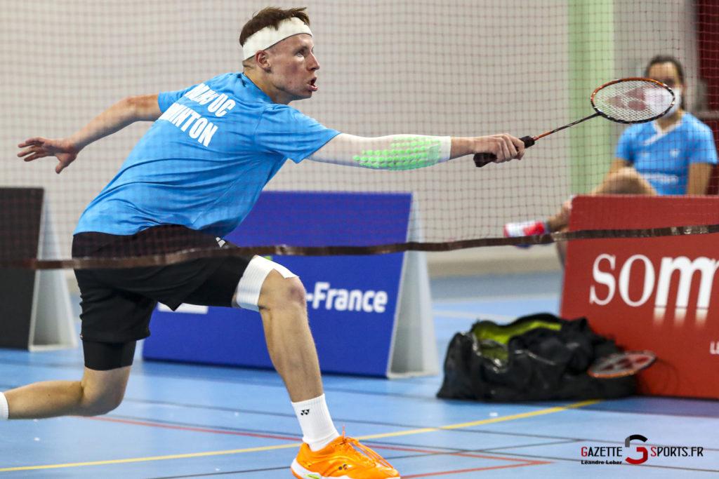 Badminton Auc Amiens Vs Boulogne 0009 Leandre Leber Gazettesports