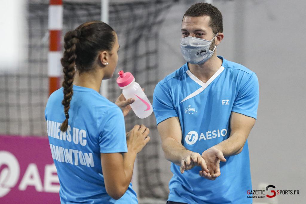 Badminton Auc Amiens Vs Boulogne 0016 Leandre Leber Gazettesports