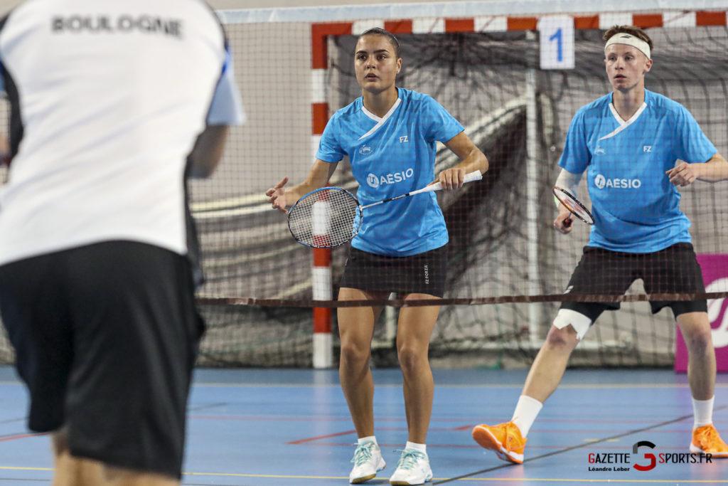 Badminton Auc Amiens Vs Boulogne 0025 Leandre Leber Gazettesports