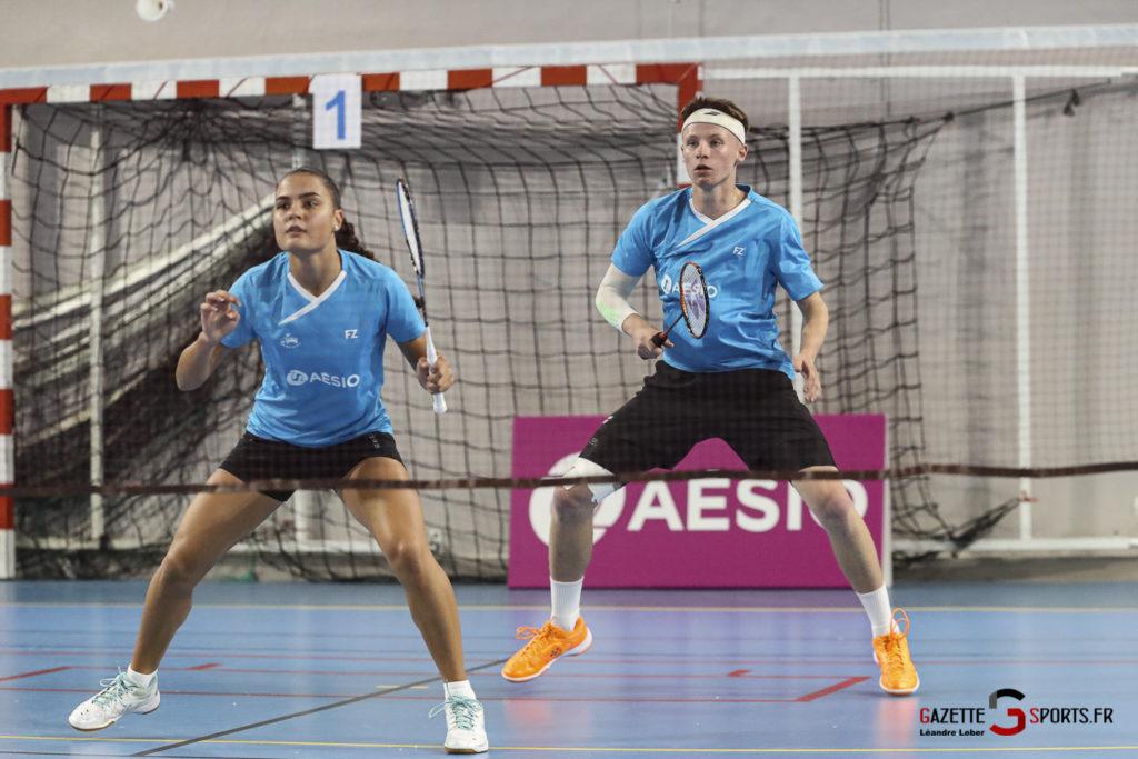 Badminton Auc Amiens Vs Boulogne 0031 Leandre Leber Gazettesports