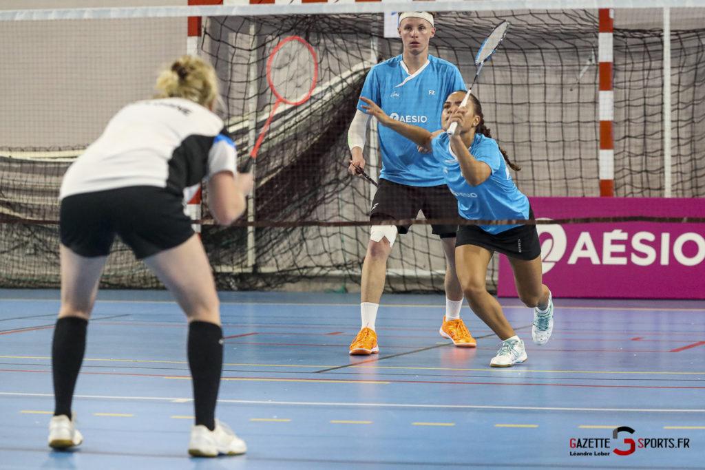 Badminton Auc Amiens Vs Boulogne 0053 Leandre Leber Gazettesports