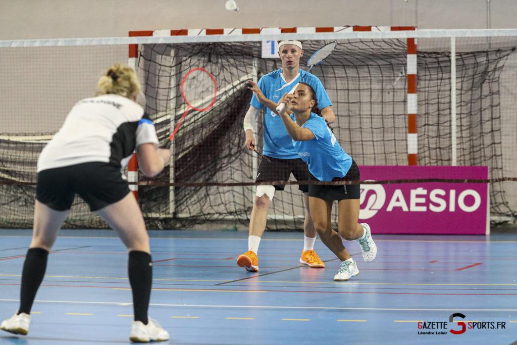 Badminton Auc Amiens Vs Boulogne 0054 Leandre Leber Gazettesports