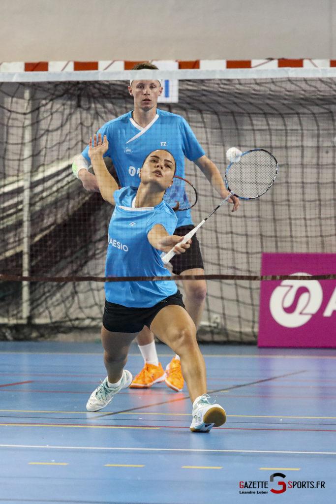 Badminton Auc Amiens Vs Boulogne 0061 Leandre Leber Gazettesports