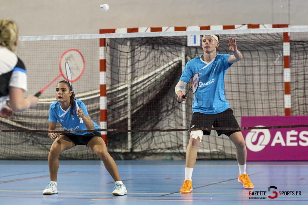 Badminton Auc Amiens Vs Boulogne 0083 Leandre Leber Gazettesports