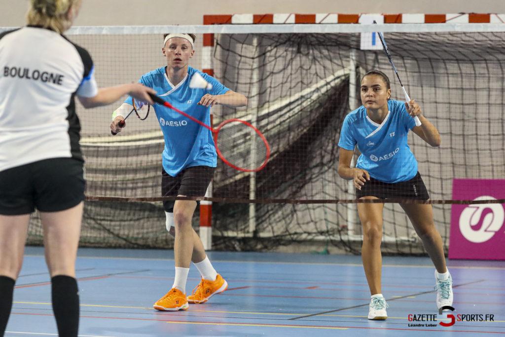 Badminton Auc Amiens Vs Boulogne 0098 Leandre Leber Gazettesports