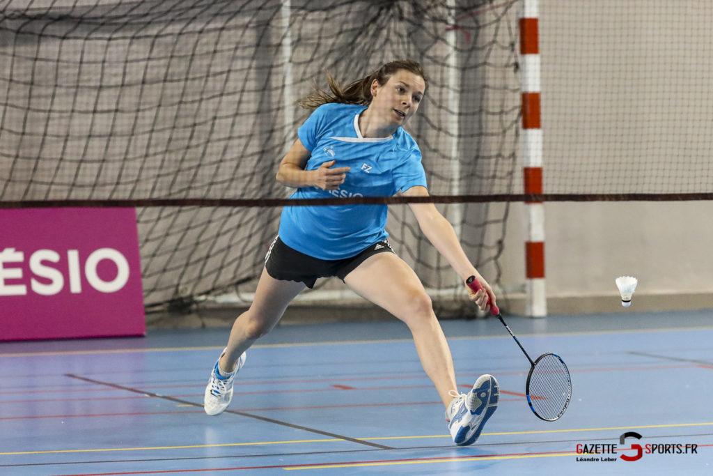 Badminton Auc Amiens Vs Boulogne 0123 Leandre Leber Gazettesports