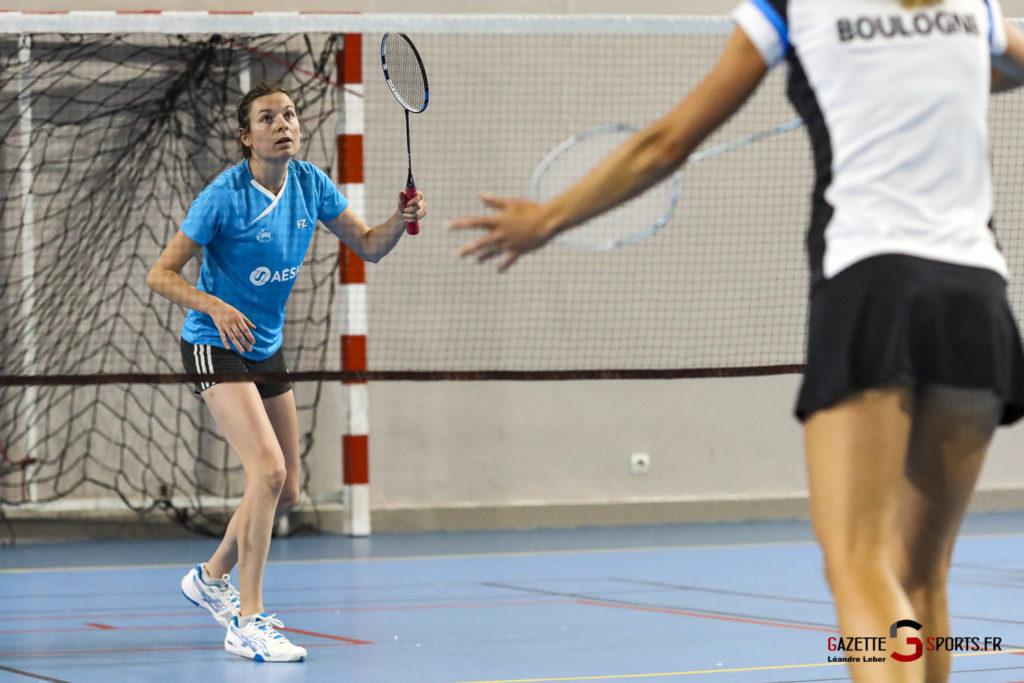 Badminton Auc Amiens Vs Boulogne 0153 Leandre Leber Gazettesports