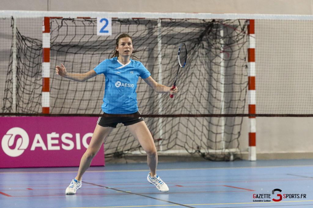 Badminton Auc Amiens Vs Boulogne 0171 Leandre Leber Gazettesports