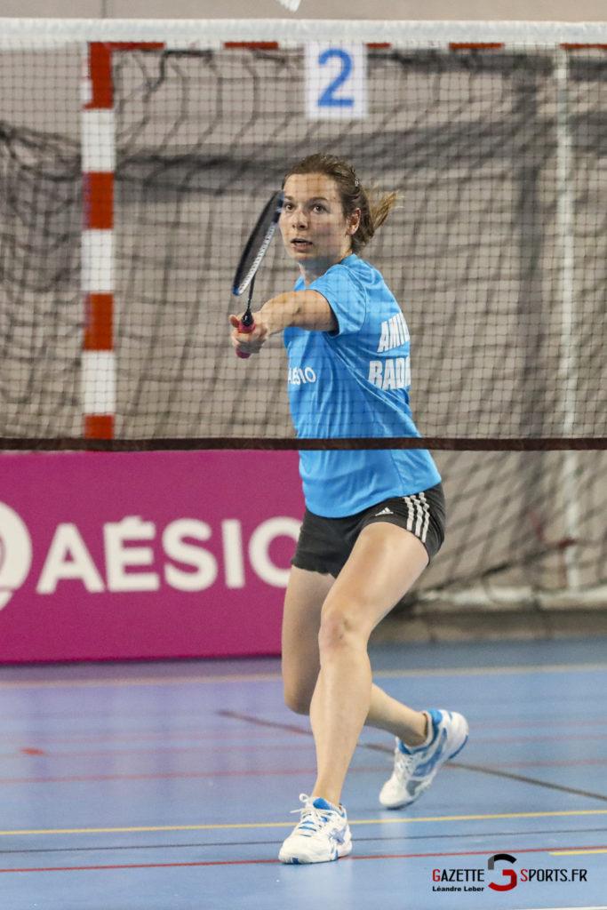 Badminton Auc Amiens Vs Boulogne 0181 Leandre Leber Gazettesports
