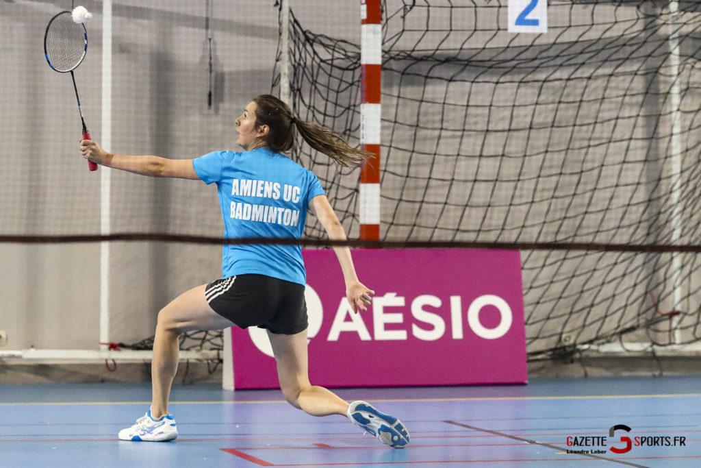 Badminton Auc Amiens Vs Boulogne 0188 Leandre Leber Gazettesports