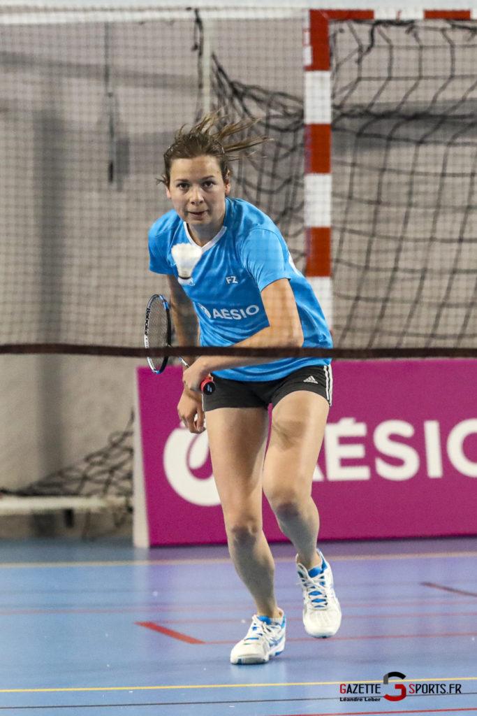 Badminton Auc Amiens Vs Boulogne 0230 Leandre Leber Gazettesports