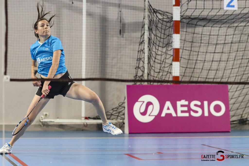 Badminton Auc Amiens Vs Boulogne 0246 Leandre Leber Gazettesports