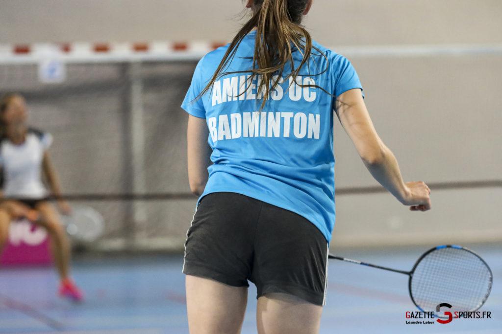 Badminton Auc Amiens Vs Boulogne 0256 Leandre Leber Gazettesports