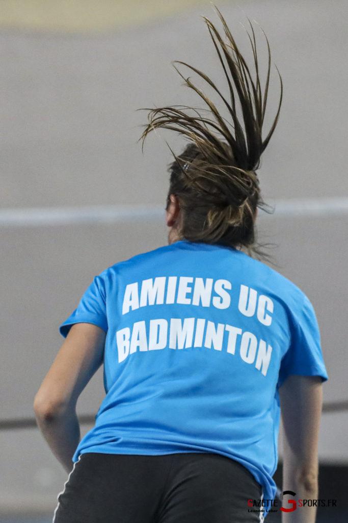 Badminton Auc Amiens Vs Boulogne 0270 Leandre Leber Gazettesports