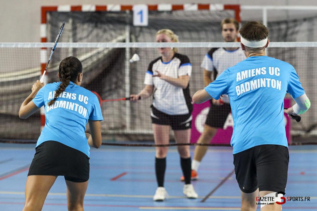 Badminton Auc Amiens Vs Boulogne 0292 Leandre Leber Gazettesports