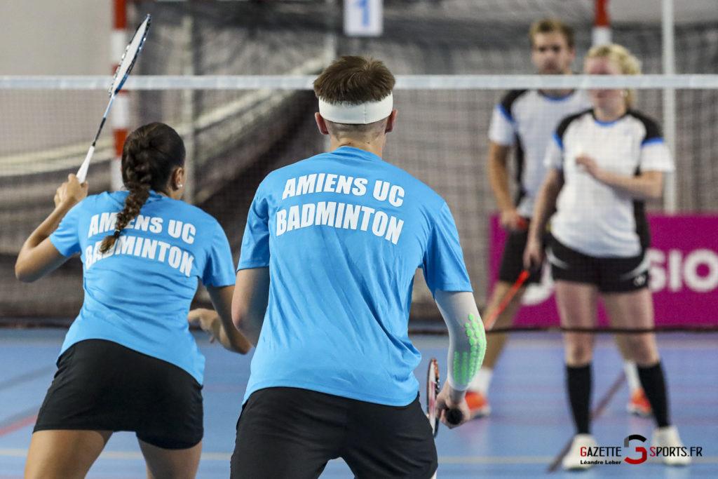 Badminton Auc Amiens Vs Boulogne 0297 Leandre Leber Gazettesports