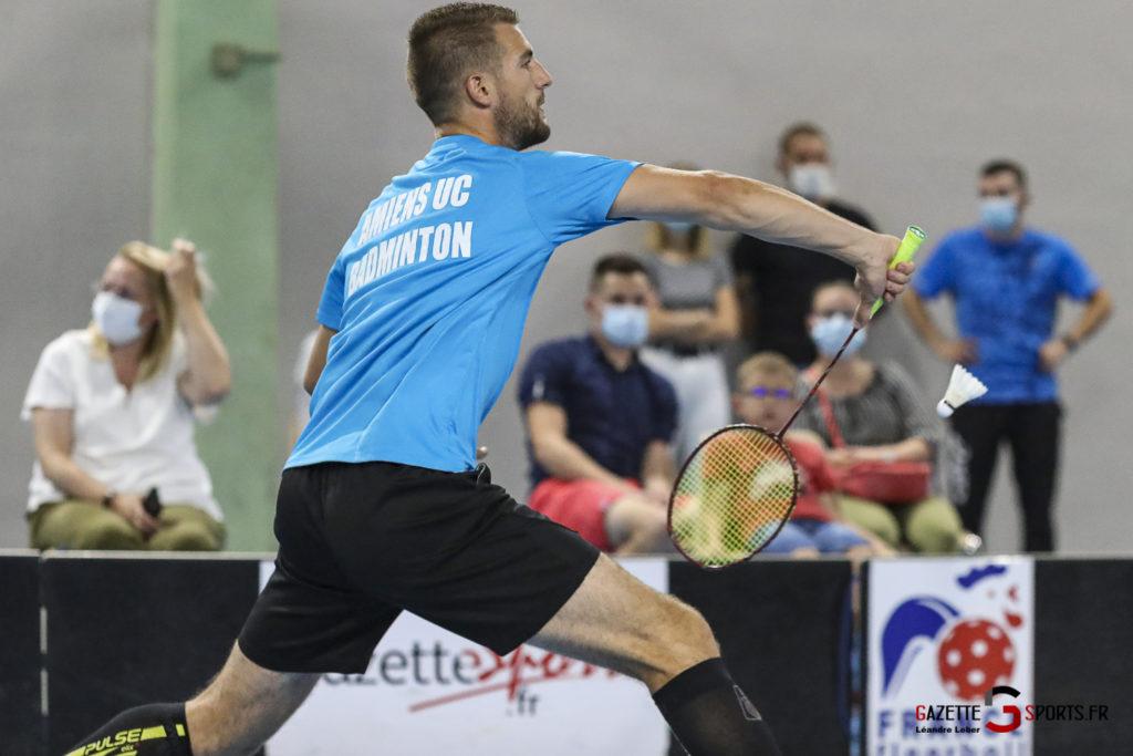 Badminton Auc Amiens Vs Boulogne 0368 Leandre Leber Gazettesports