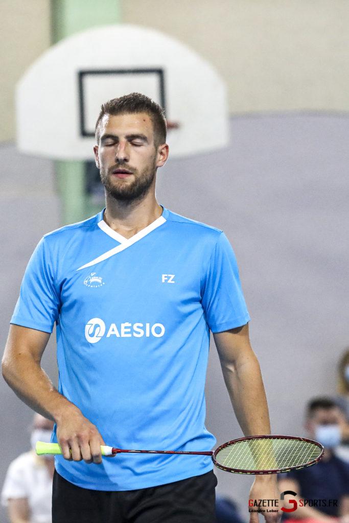 Badminton Auc Amiens Vs Boulogne 0375 Leandre Leber Gazettesports