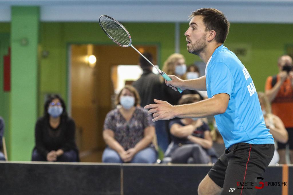 Badminton Auc Amiens Vs Boulogne 0506 Leandre Leber Gazettesports
