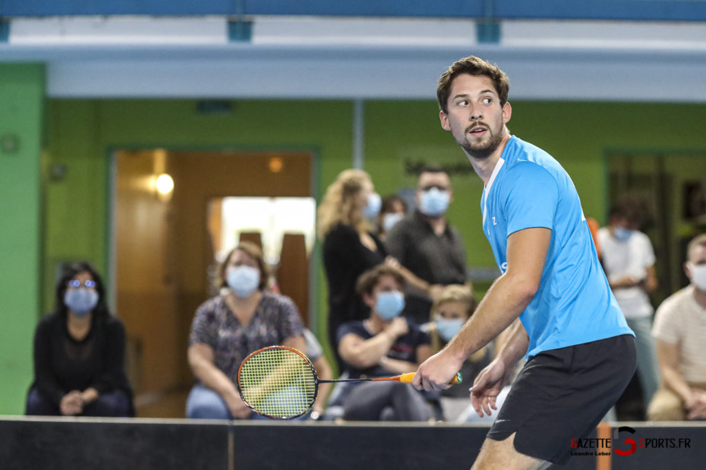 Badminton Auc Amiens Vs Boulogne 0512 Leandre Leber Gazettesports