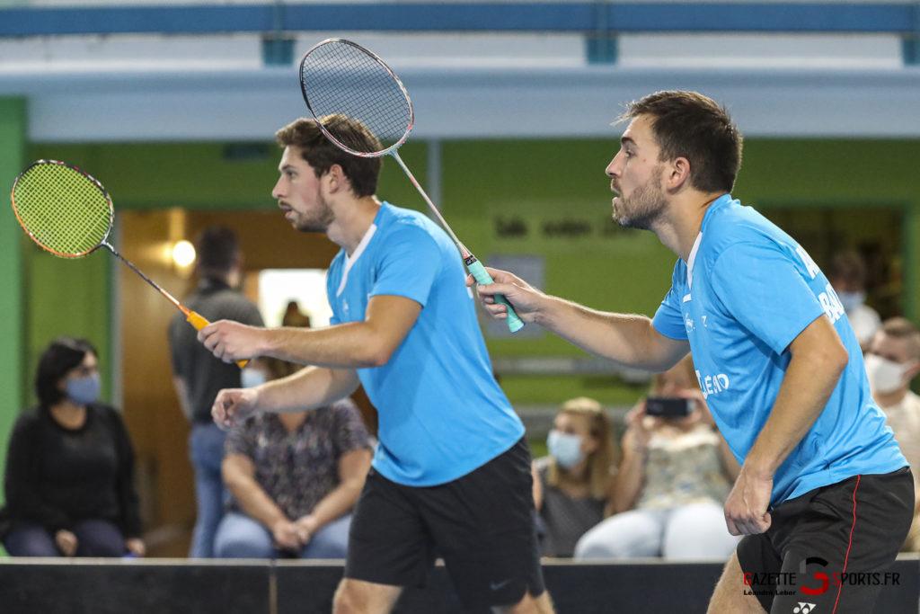 Badminton Auc Amiens Vs Boulogne 0517 Leandre Leber Gazettesports