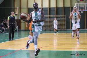 Esclam Basket Ball Longueau Amical 0004 Leandre Leber Gazettesports
