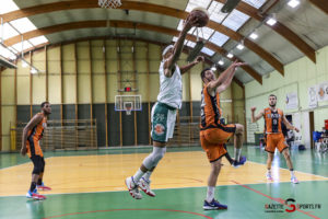Esclam Basket Ball Longueau Amical 0007 Leandre Leber Gazettesports