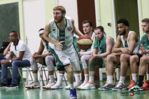 Esclam Basket Ball Longueau Amical 0039 Leandre Leber Gazettesports