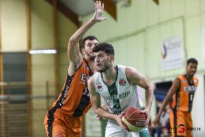 Esclam Basket Ball Longueau Amical 0040 Leandre Leber Gazettesports