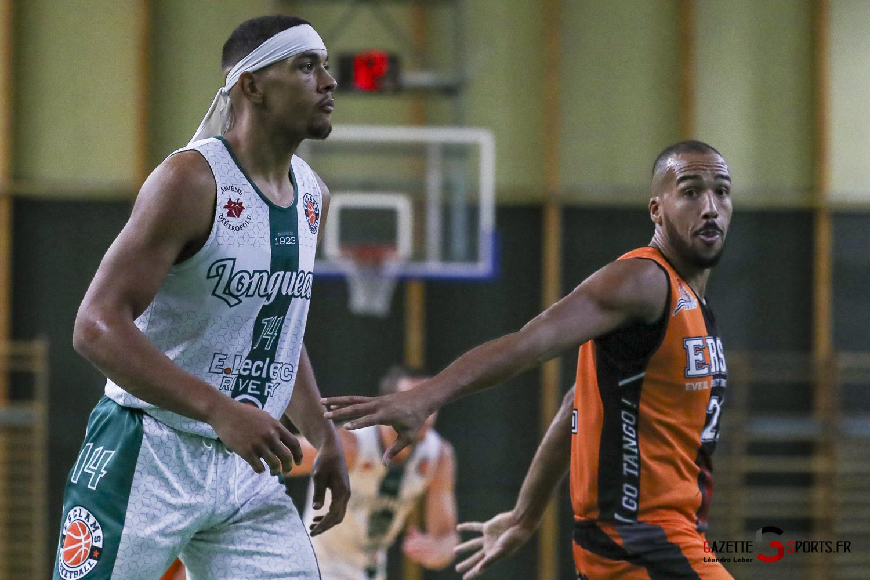 Esclam Basket Ball Longueau Amical 0047 Leandre Leber Gazettesports