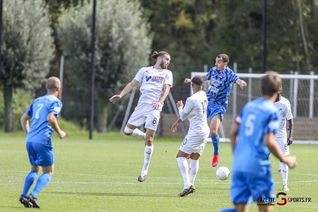 Football Nationale 3 Amiens Sc B Vs Ac Amiens 0002 Leandre Leber Gazettesports