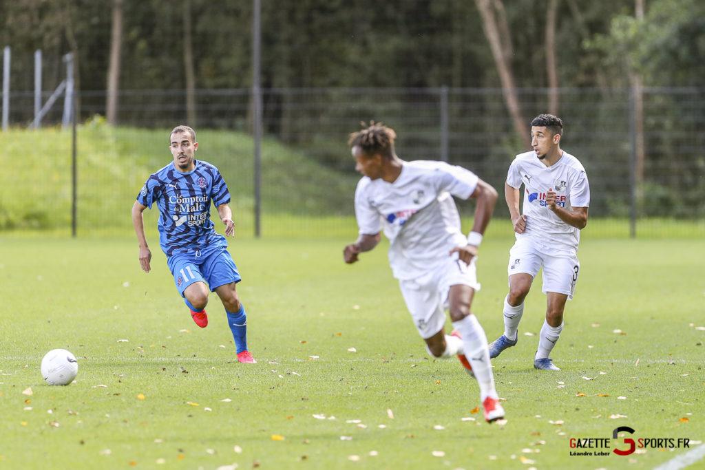Football Nationale 3 Amiens Sc B Vs Ac Amiens 0003 Leandre Leber Gazettesports