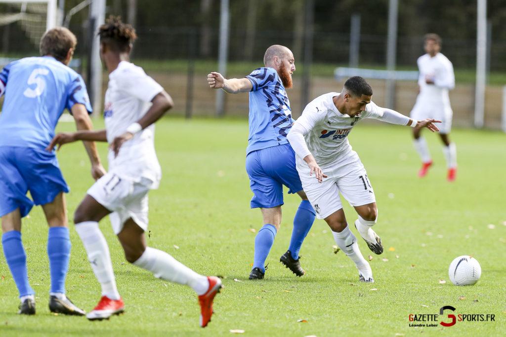 Football Nationale 3 Amiens Sc B Vs Ac Amiens 0004 Leandre Leber Gazettesports