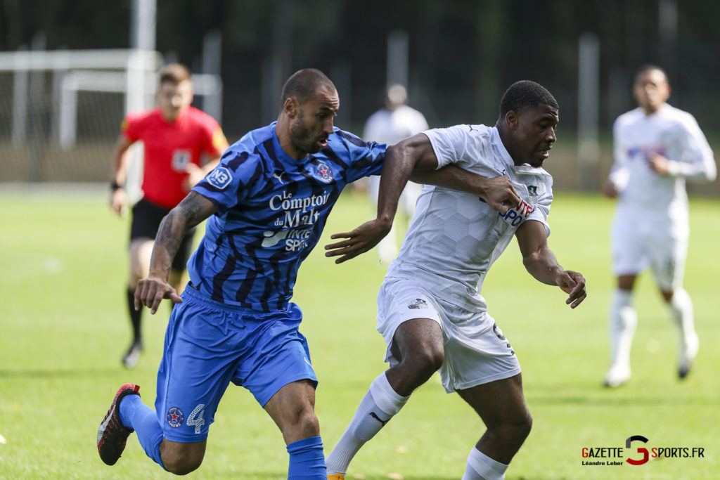 Football Nationale 3 Amiens Sc B Vs Ac Amiens 0006 Leandre Leber Gazettesports