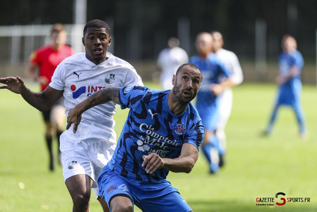 Football Nationale 3 Amiens Sc B Vs Ac Amiens 0007 Leandre Leber Gazettesports