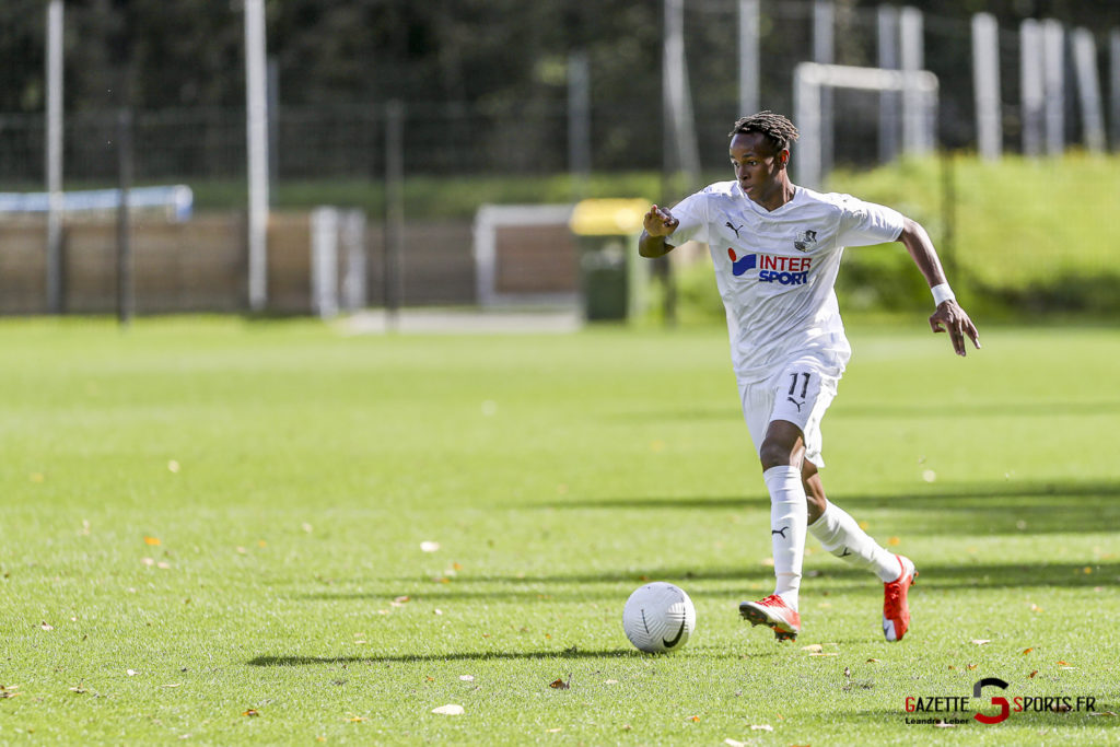 Football Nationale 3 Amiens Sc B Vs Ac Amiens 0009 Leandre Leber Gazettesports