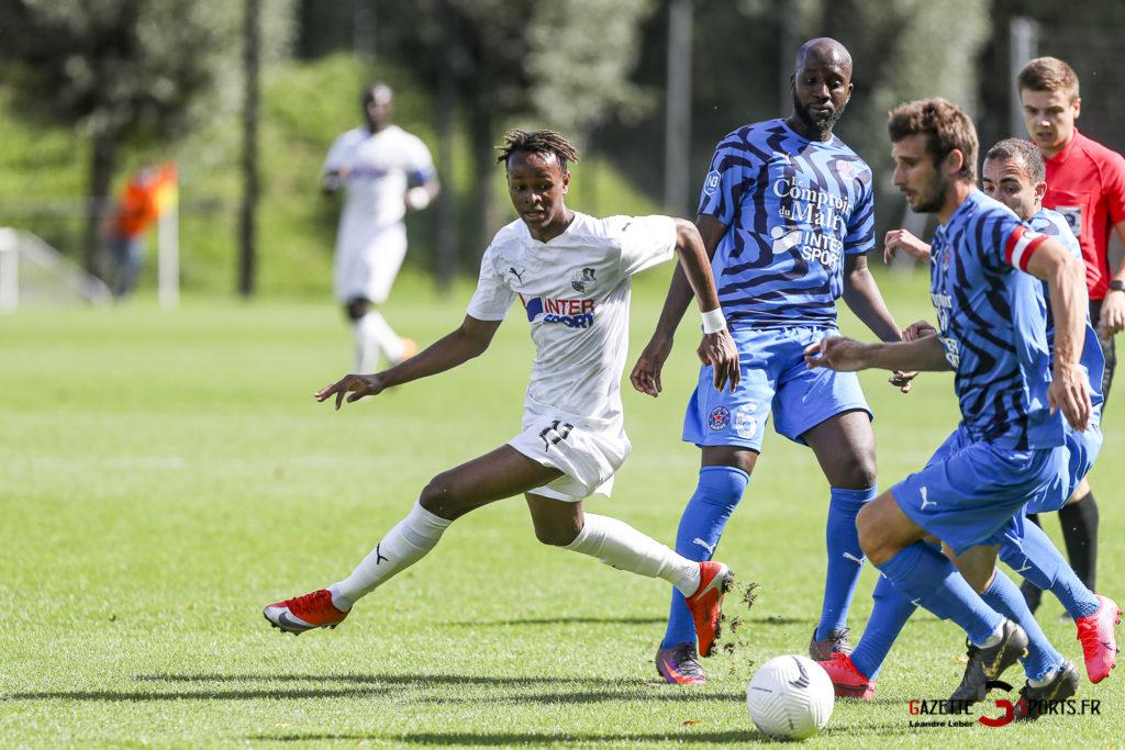 Football Nationale 3 Amiens Sc B Vs Ac Amiens 0010 Leandre Leber Gazettesports